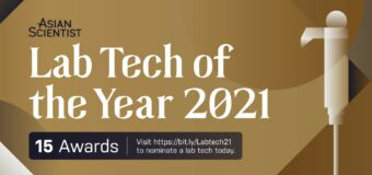 Asian Scientist Lab Tech of the Year 2021