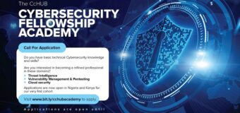 Co-Creation Hub (CcHUB) Cybersecurity Academy 2021 for Nigerians and Kenyans
