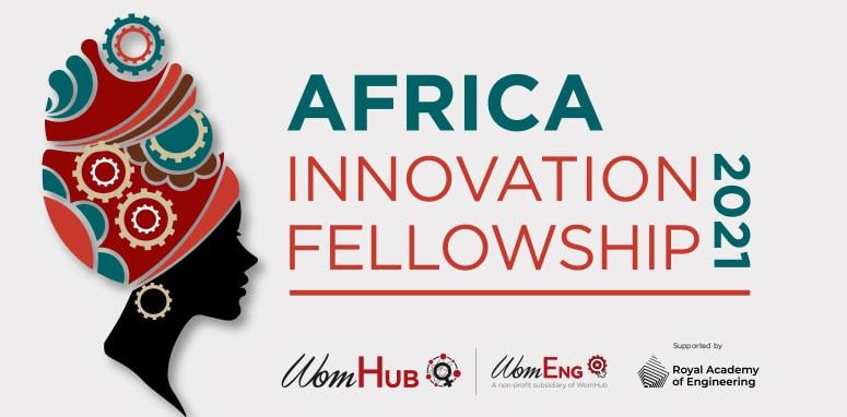 WomHub Africa Innovation Fellowship 2021